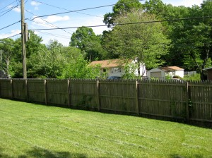 The Offensive Fence